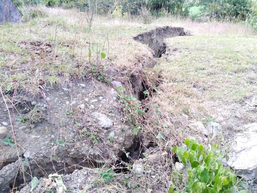 Se agrava situación de 38 Instituciones Educativas tras sismo en Cajabamba
