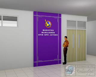 Furniture Interior Untuk Kampus - Furniture Semarang