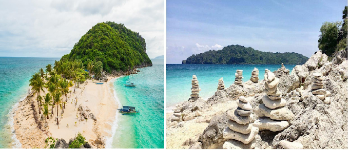 A Hidden Paradise....Gigantes Island
