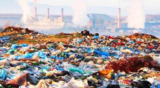Land-pollution