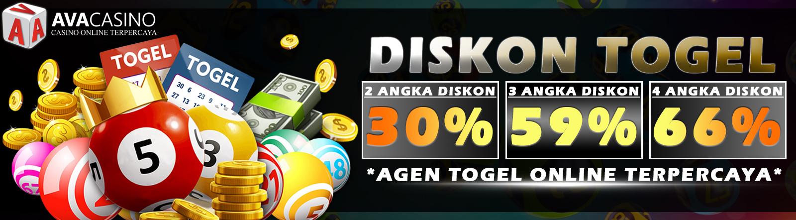 DISKON TOGEL
