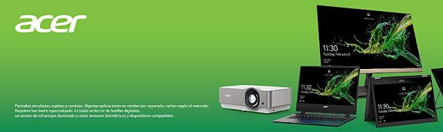 Top 5 ofertas Amazon en portátiles Acer