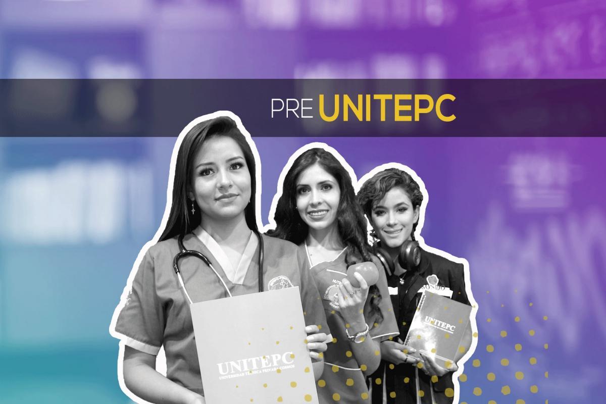 Los cursos virtuales semipresenciales inician este 19 de octubre / UNITEPC