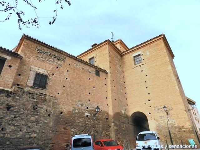 Iglesia de San Miguel, ruta islámica, Toledo