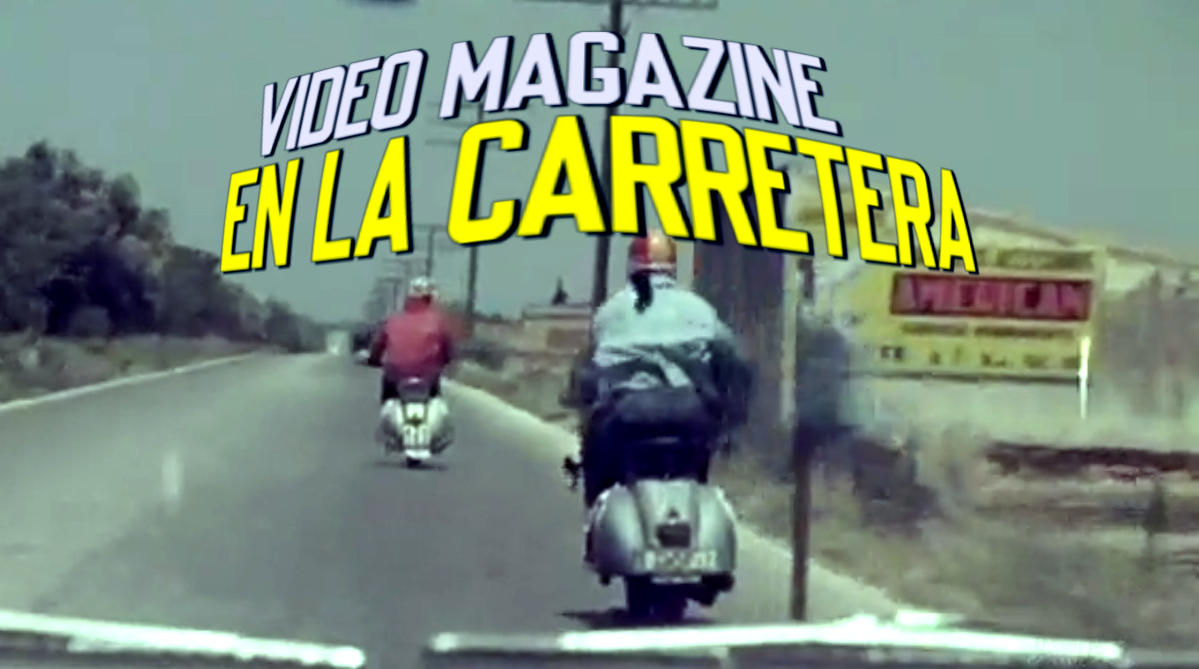 VIDEO MAGAZINE EN LA CARRETERA