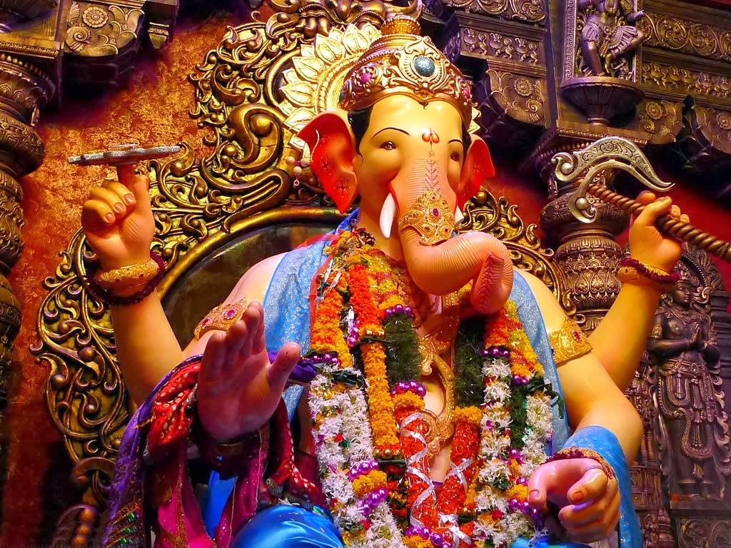 Download Images Of Ganpati Bappa: Hindu God Wallpapers Download