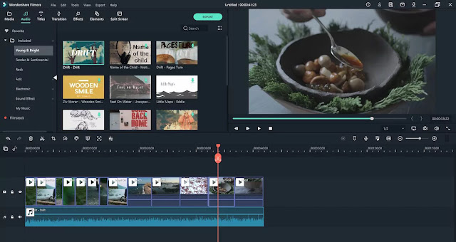 mac video editing software free