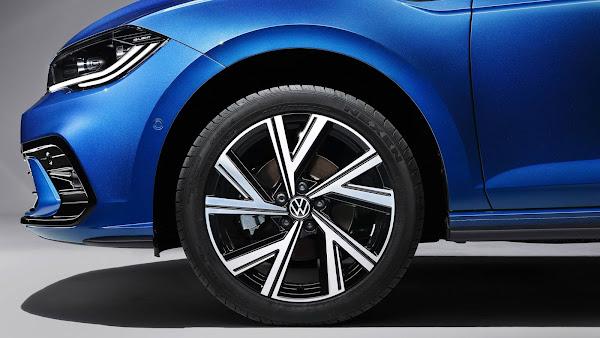 Volkswagen Polo 2022: fotos oficiais, características e detalhes
