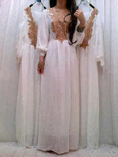 Kaftan Sifon fit to L