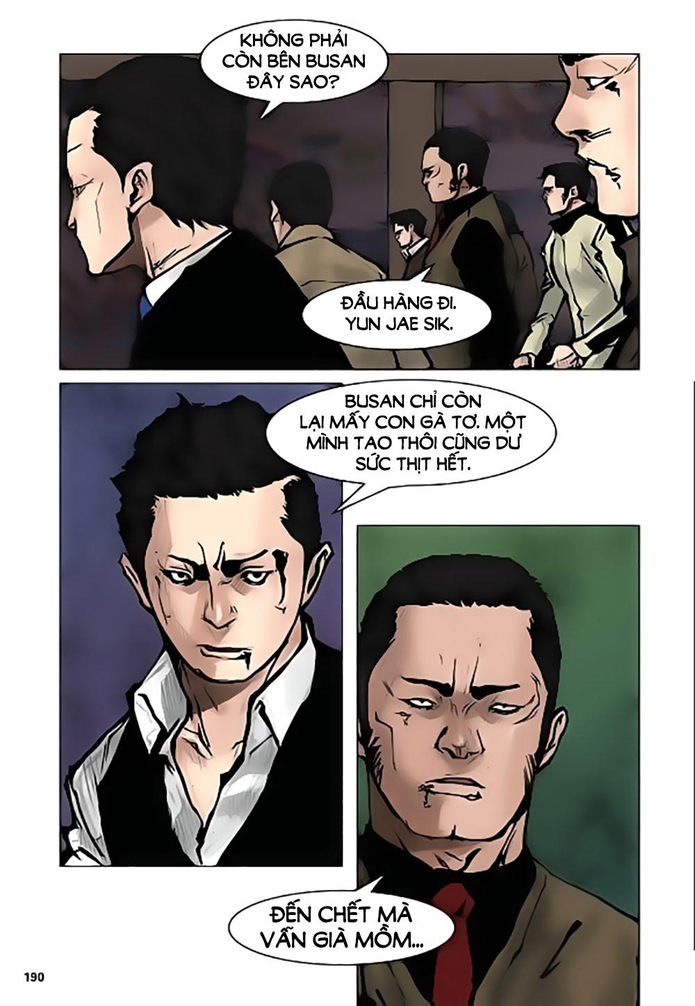 Tong | Tổng chap 30 - Trang 13