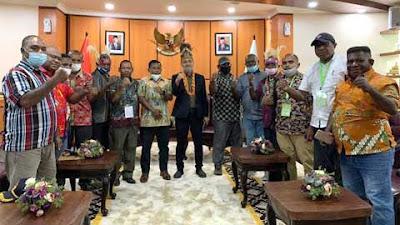 Ketua Komite I DPD RI: Cukup Sudah Kekerasan di Papua!