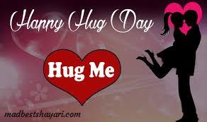 Happy Hug Day Pic