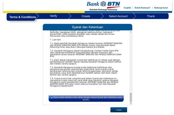 internet banking btn