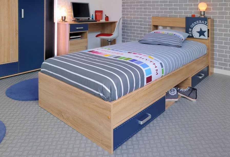 70 desain kamar tidur anak laki laki sederhana dalam
