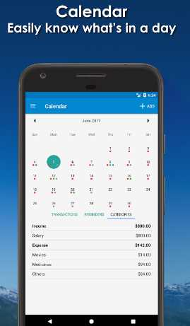 expenses tracker app