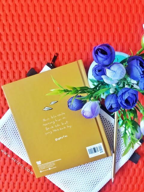 Review Buku Nanti Kita Cerita Tentang Hari Ini (Pesan Tamabahn Siang) Karya Marcella FP