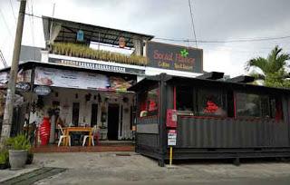 Social Palace Resto and Café, Jl. Tondano Sawojajar, Malang