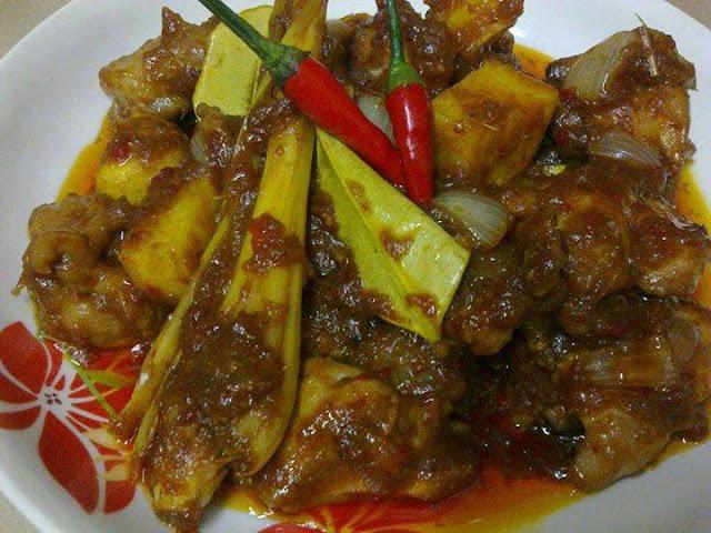 Resepi Ayam Harum Dari Thailand