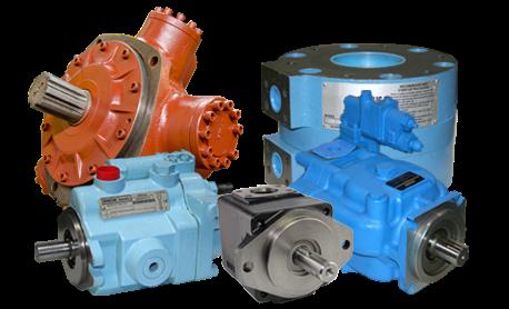 pump and motor repair