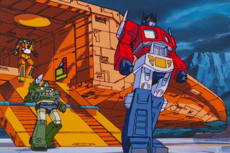 Punch Drunk Critics: 'Transformers: The Movie' Is Returning