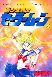 tome 1 sailor moon, les origines de la diva des magical girls