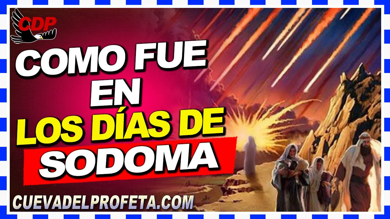 Como fue en los días de Sodoma - William Branham en Español
