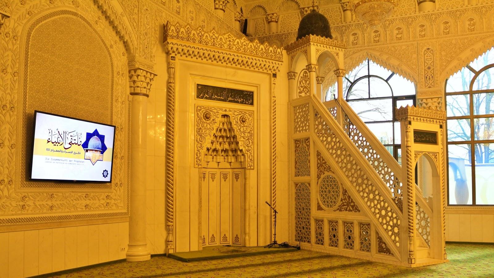 Hukum Khutbah 'Idul Fitri Di Rumah