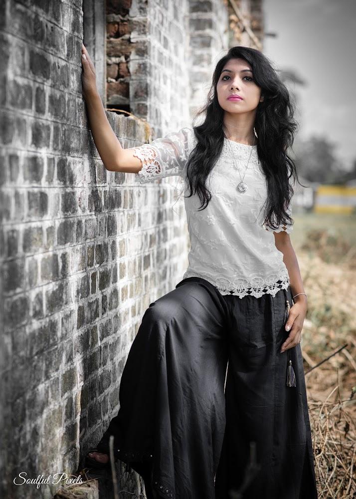 Moody Fashion Portrait