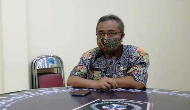 Plt Kepala BKD Lumajang Akhmad Taufik Hidayat