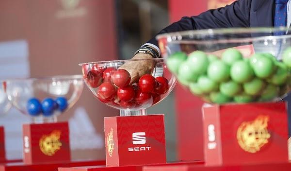 El Málaga conocerá este mediodía al rival de Copa de dieciseisavos