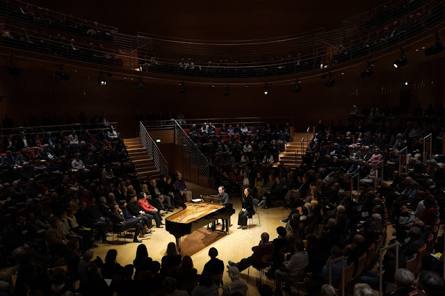 Levit - Muffat, Rzewski, Kerll, and Busoni, 11 January 2020