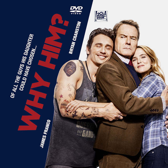 Why Him? DVD Label