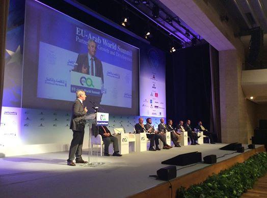 """Ο Γ. Μανιάτης στην Ευρω-Αραβική Σύνοδο """"EU-Arab World Summit"""""""