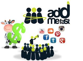 شرح موقع add me fast لإشهار المواقع و لزيادة عدد المعجبين والاشتراكات