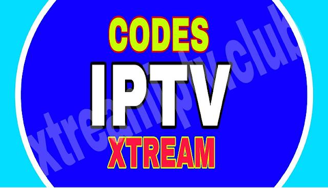 كود إكستريم ( xtream code ) مجانى بدون تقطيع لمدة شهر كامل