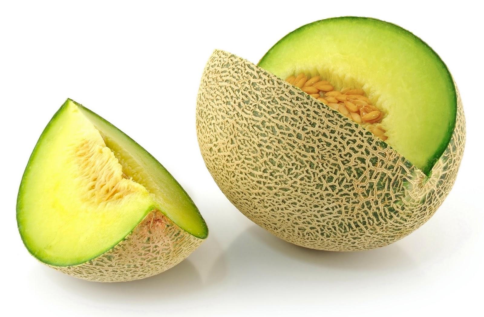 Manfaat dan Khasiat Buah Melon