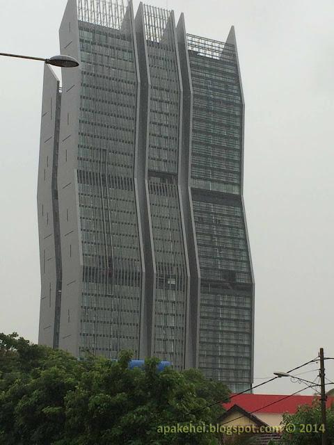 Bangunan apa nie?