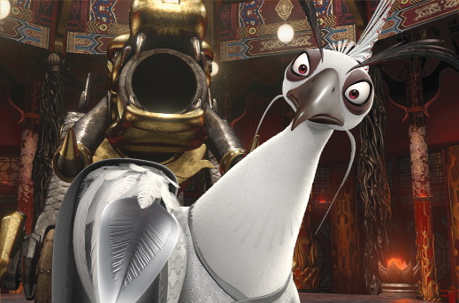 Movie Review Monday Kung Fu Panda 2 3d