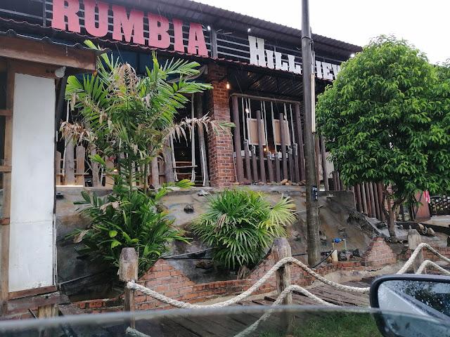 Restoren Menarik di Setiu - Rumbia Hill View