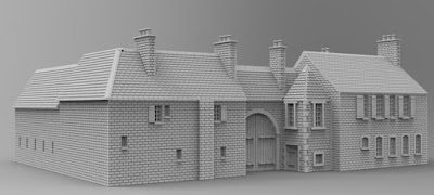 STRETCH GOAL £2000 OPENED BRECOURT MANOR picture 2