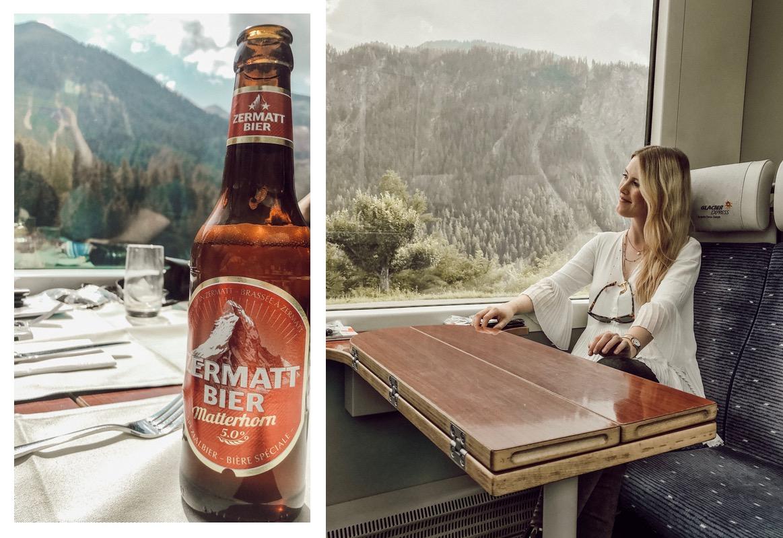 Glacier Express Fahrt Schweiz Zermatt St. Moritz Tipps Wissenswertes Erfahrungen Reisebericht Buchung Traveldiary Planung Buchung Routenwahl