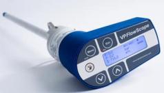Vp flow scope thermal Mass flow meter
