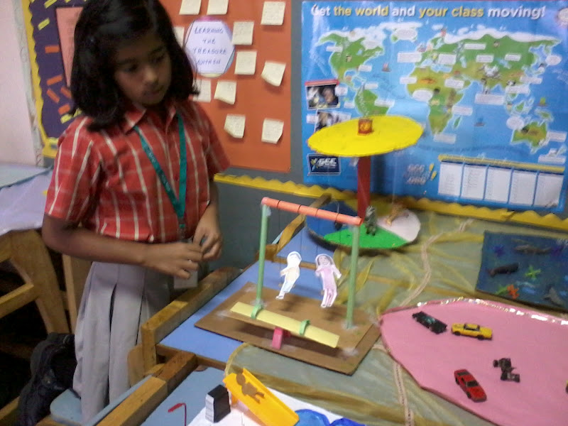 Science Working Model Of Class 9 Students of grade v ...