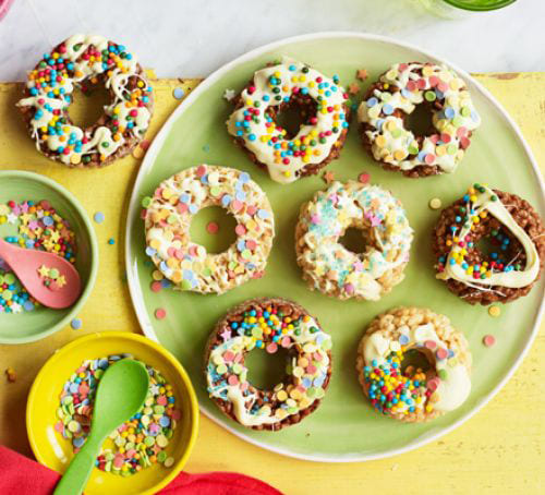 Baked Mincemeat Donuts recipe
