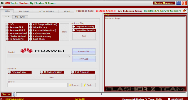 KBB FLASHER TOOLS V1.1.1 FREE DOWNLOAD