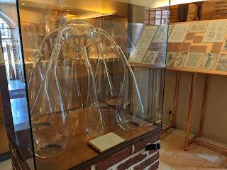 The Poli Grappa Museum exhibit.