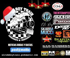 Rude Boy Train Skazine - Viaje 136