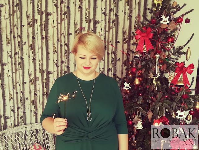 Zielono mi w Święta - tę sukienkę warto mieć!