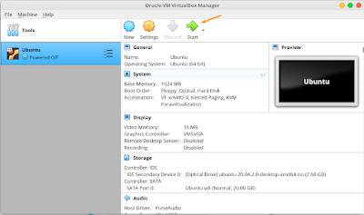 Cara Install Virtual Box Terbaru di Ubuntu Linux