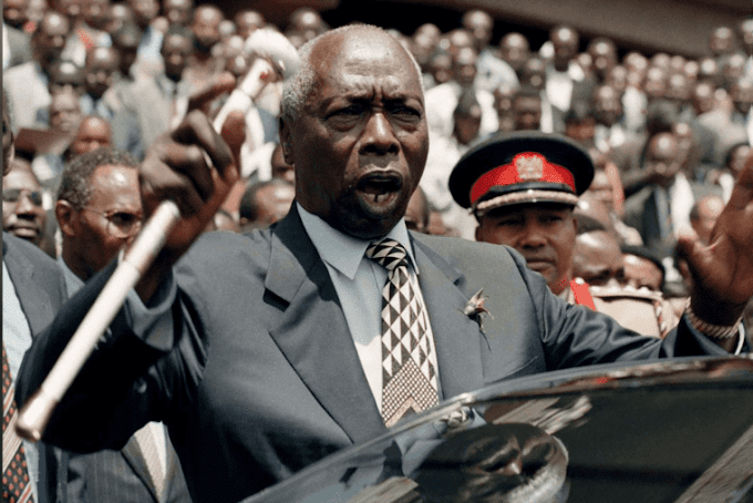 Many Refer to Moi as a Destroyer:He was not an Icon But a Dictator like Mugabe